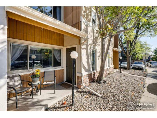 805 W Moorhead Cir B, Boulder, CO 80305 (#852990) :: My Home Team
