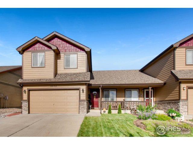 3202 Barbera St, Evans, CO 80634 (MLS #853030) :: Colorado Home Finder Realty