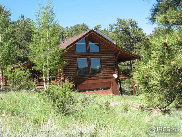 296 Caddo Rd, Red Feather Lakes, CO 80545 (MLS #853053) :: Kittle Real Estate
