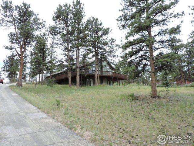 1410 Cedar Ln, Estes Park, CO 80517 (#853079) :: My Home Team