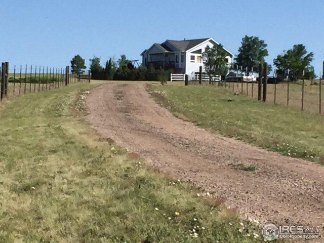 7895 County Road 96, Wellington, CO 80549 (MLS #853106) :: Kittle Real Estate
