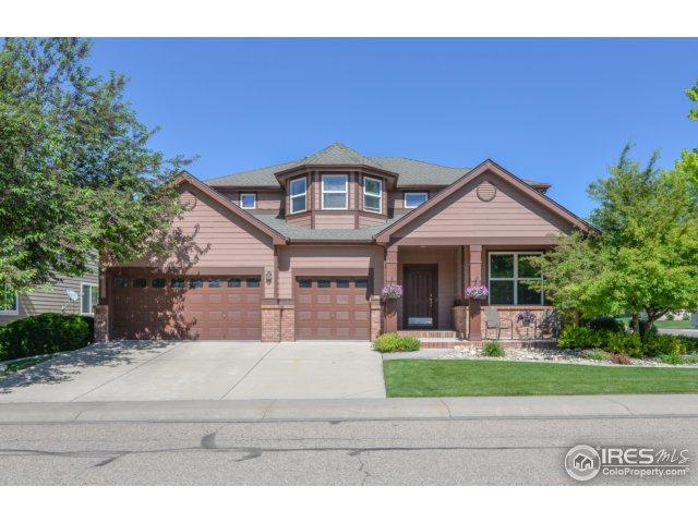 8140 Lighthouse Ln, Windsor, CO 80528 (MLS #853117) :: Colorado Home Finder Realty