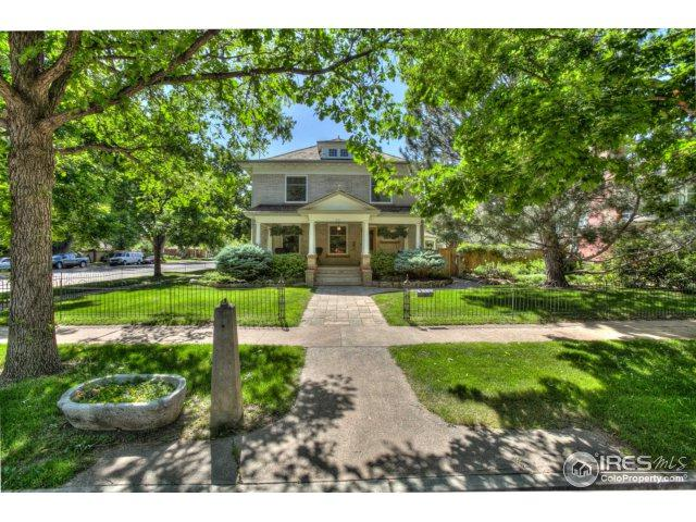 231 S Grant Ave, Fort Collins, CO 80521 (MLS #853143) :: Downtown Real Estate Partners