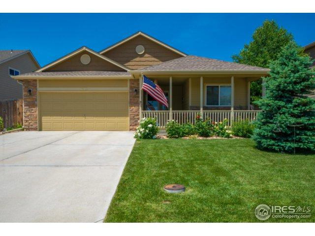 1613 84th Ave, Greeley, CO 80634 (#853201) :: My Home Team