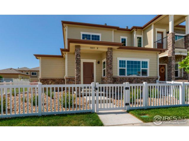 3803 Precision Dr E, Fort Collins, CO 80528 (MLS #853219) :: The Daniels Group at Remax Alliance