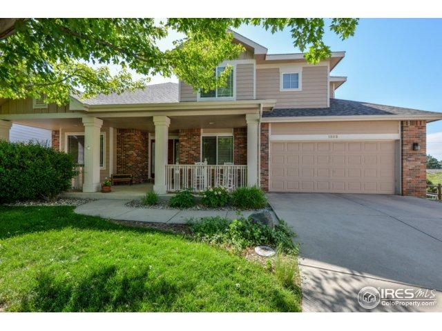 1808 Rosemary Ct, Fort Collins, CO 80528 (MLS #853267) :: The Daniels Group at Remax Alliance
