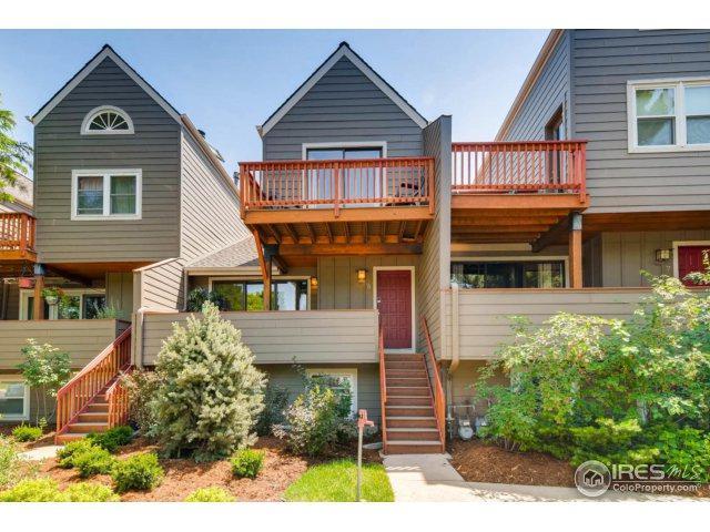1850 22nd St #5, Boulder, CO 80302 (MLS #853269) :: Colorado Home Finder Realty