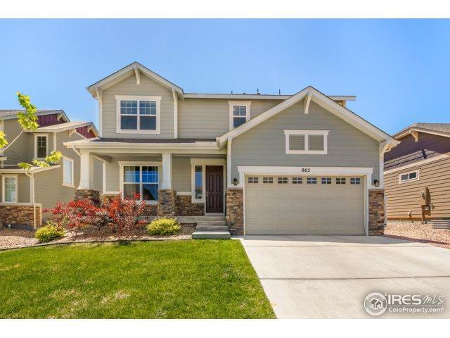 865 Wagon Bend Rd, Berthoud, CO 80513 (MLS #853279) :: Kittle Real Estate