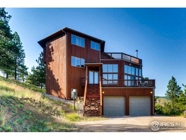 38419 Boulder Canyon Dr, Boulder, CO 80302 (MLS #853324) :: 8z Real Estate