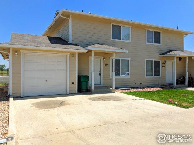 403 Monico Gardens Dr, Evans, CO 80620 (MLS #853413) :: Kittle Real Estate
