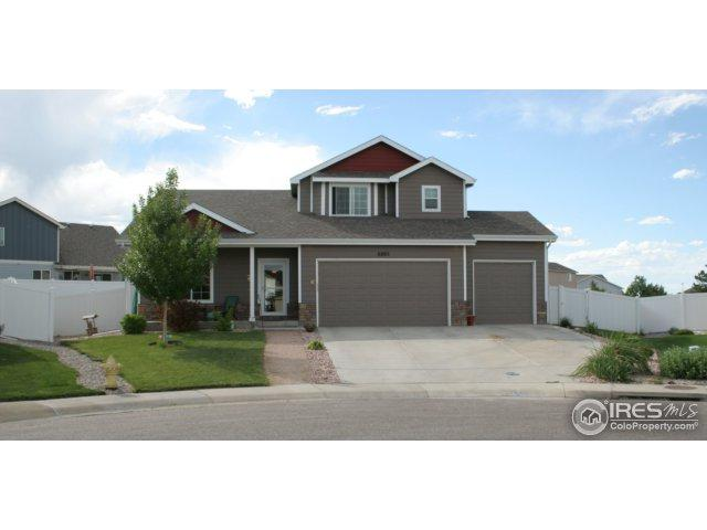 6885 Mount Toll Ct, Wellington, CO 80549 (MLS #853424) :: Kittle Real Estate