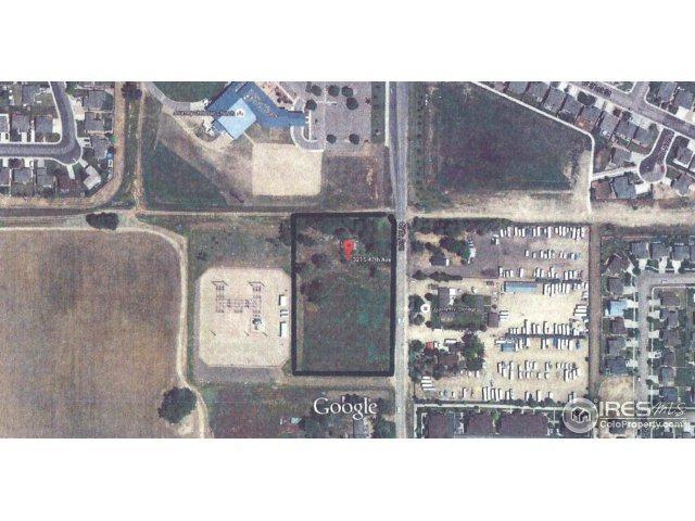 3215 47th Ave, Evans, CO 80634 (MLS #853439) :: Kittle Real Estate