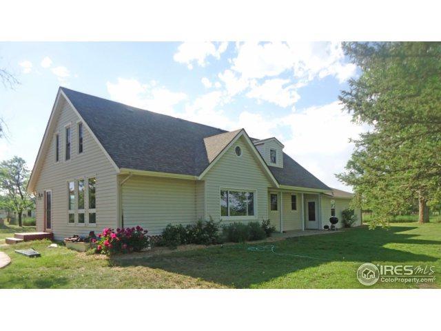 2401 S County Road 23E, Berthoud, CO 80513 (MLS #853490) :: Kittle Real Estate