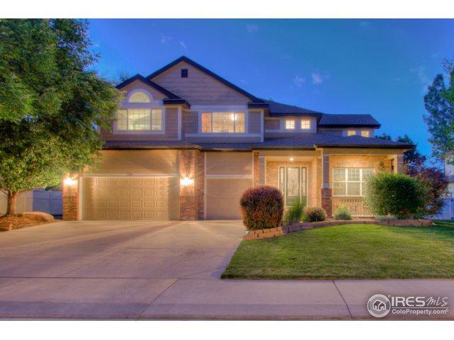 3819 Florentine Cir, Longmont, CO 80503 (MLS #853508) :: Downtown Real Estate Partners