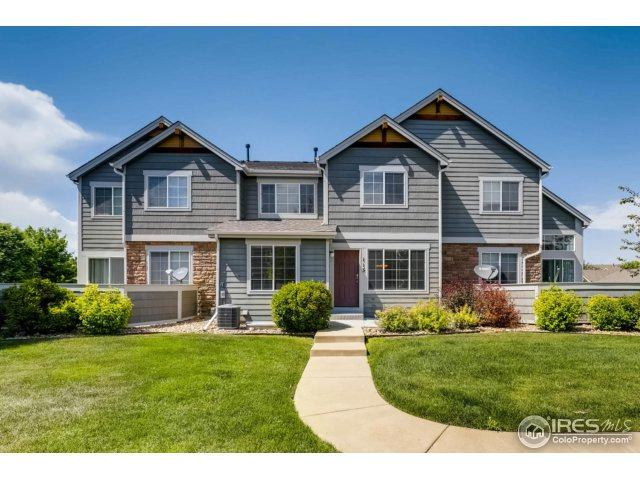 805 Summer Hawk Dr #113, Longmont, CO 80504 (MLS #853536) :: The Daniels Group at Remax Alliance
