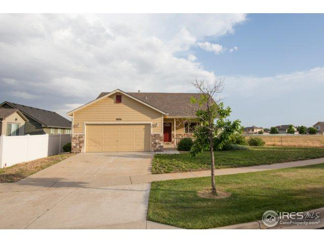 5806 Chardonnay St, Evans, CO 80634 (MLS #853548) :: Kittle Real Estate