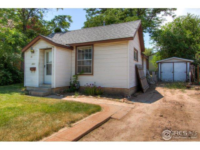 1011 18th Ave, Greeley, CO 80631 (MLS #853555) :: Tracy's Team