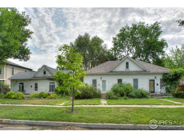 520 S Meldrum St, Fort Collins, CO 80521 (MLS #853585) :: Downtown Real Estate Partners