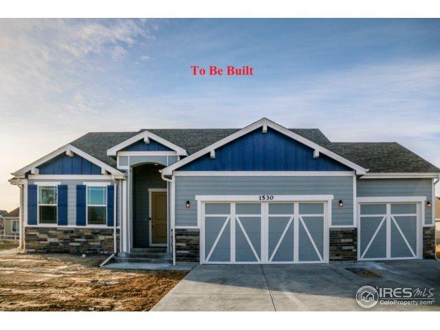5066 Prairie Lark Ln, Severance, CO 80615 (MLS #853625) :: Kittle Real Estate