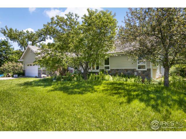 2221 Stonecrest Dr, Fort Collins, CO 80521 (MLS #853657) :: Kittle Real Estate