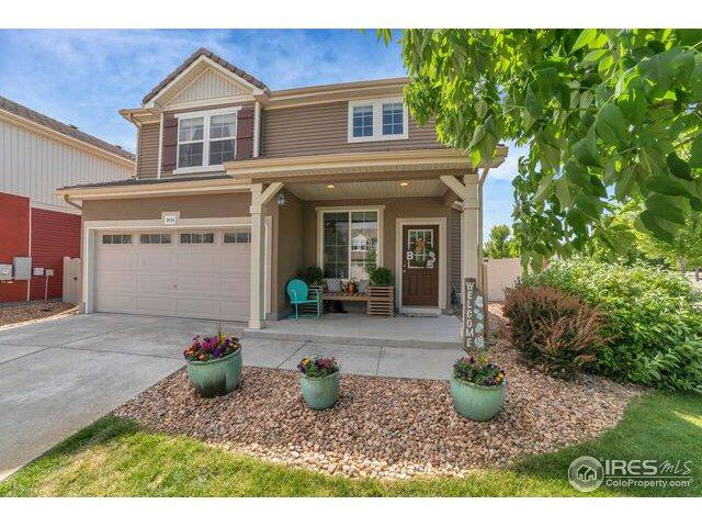 3836 Balsawood Ln, Johnstown, CO 80534 (MLS #853658) :: Kittle Real Estate