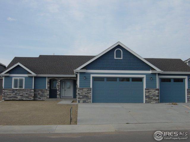 3036 Dunbar Way, Johnstown, CO 80534 (MLS #853674) :: Kittle Real Estate