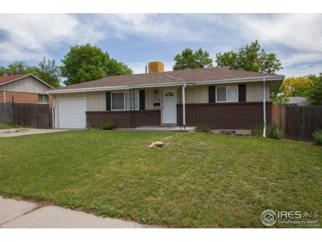 8730 Seton St, Westminster, CO 80031 (#853698) :: The Griffith Home Team