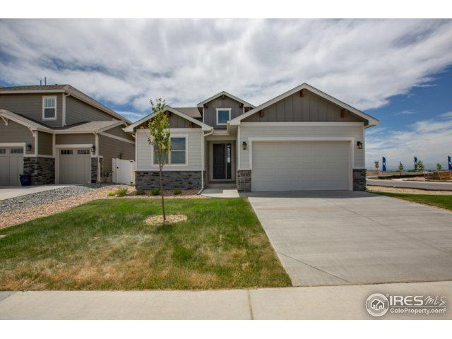 1849 Wyatt Dr, Windsor, CO 80550 (MLS #853702) :: Kittle Real Estate