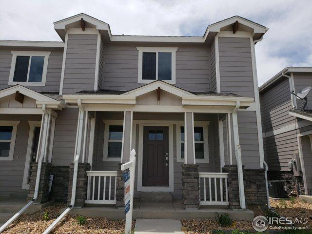 6108 Kochia Ct #106, Frederick, CO 80516 (MLS #853706) :: The Daniels Group at Remax Alliance