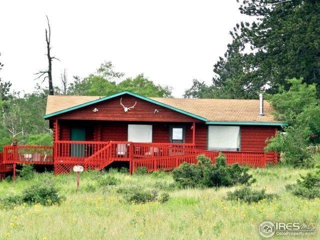 505 Shagwa Dr, Red Feather Lakes, CO 80545 (MLS #853710) :: Kittle Real Estate