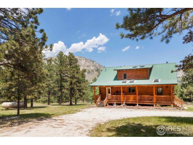 1155 Spruce Mountain Dr, Drake, CO 80515 (#853712) :: The Griffith Home Team