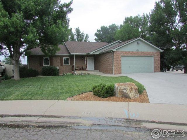 4941 W 5th St, Greeley, CO 80634 (MLS #853721) :: Kittle Real Estate