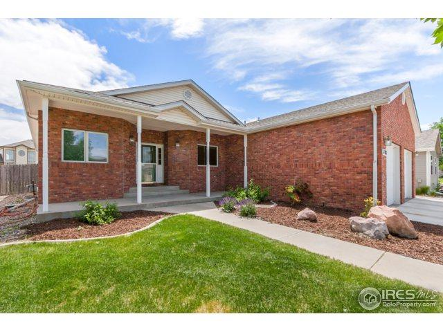 6708 W 22nd St, Greeley, CO 80634 (MLS #853724) :: Kittle Real Estate