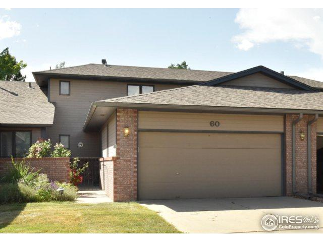 2010 46th Ave #60, Greeley, CO 80634 (MLS #853743) :: The Daniels Group at Remax Alliance