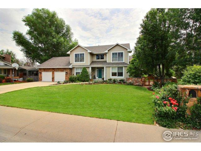 1884 24th St, Greeley, CO 80631 (#853792) :: The Peak Properties Group
