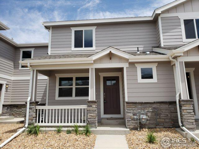6107 Kochia Ct #105, Frederick, CO 80516 (MLS #853866) :: The Daniels Group at Remax Alliance