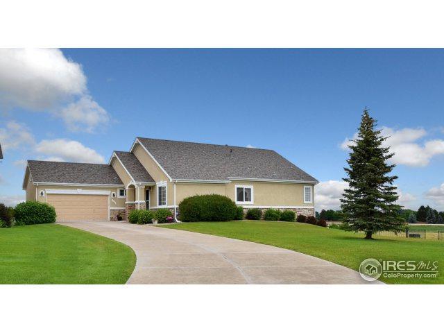 5360 Promontory Cir, Windsor, CO 80528 (MLS #853924) :: Colorado Home Finder Realty