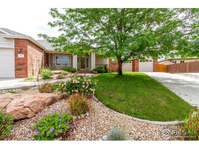 7301 18th St Rd, Greeley, CO 80634 (#853944) :: The Peak Properties Group