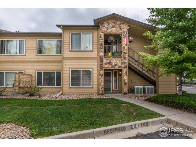 4747 S Balsam Way #102, Denver, CO 80123 (MLS #853966) :: The Daniels Group at Remax Alliance