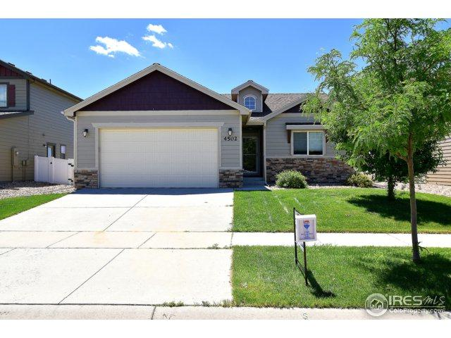 4502 Dante St, Evans, CO 80620 (MLS #854096) :: The Daniels Group at Remax Alliance