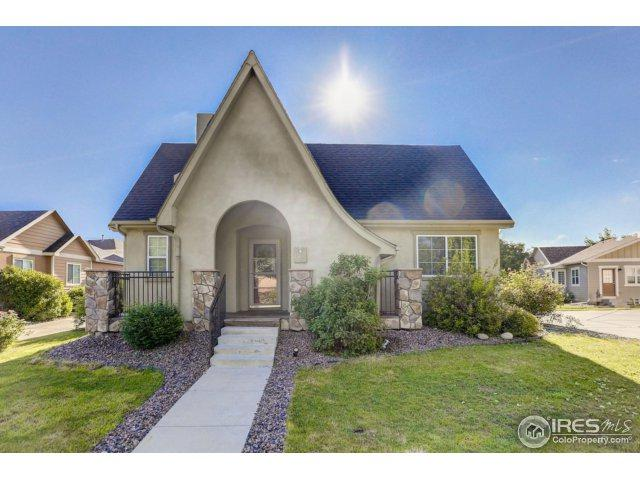 1322 Carriage Dr, Longmont, CO 80501 (MLS #854116) :: Colorado Home Finder Realty