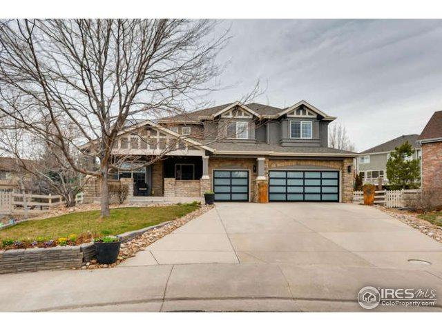 3211 Madison Ct, Broomfield, CO 80023 (MLS #854121) :: The Daniels Group at Remax Alliance