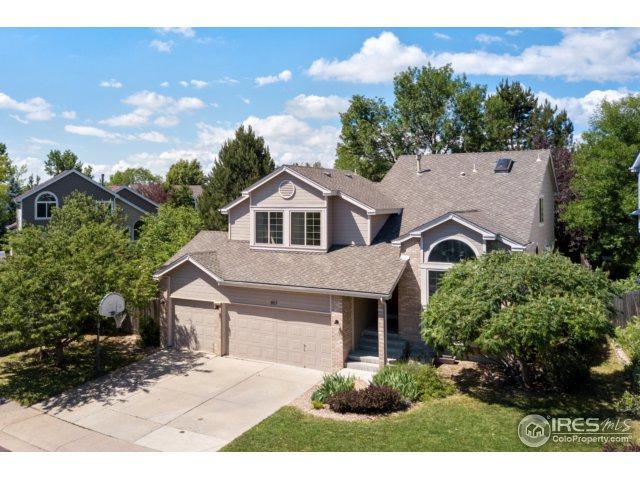 857 W Mulberry St, Louisville, CO 80027 (MLS #854146) :: 8z Real Estate