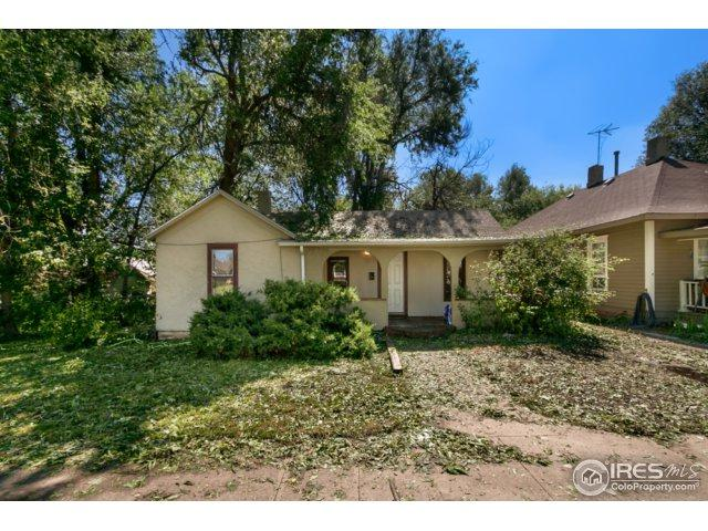 1512 10th Ave, Greeley, CO 80631 (MLS #854163) :: The Daniels Group at Remax Alliance