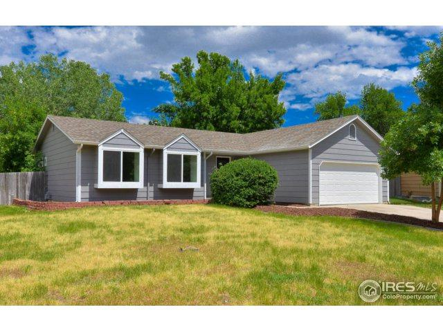 3802 Dall Pl, Fort Collins, CO 80525 (MLS #854167) :: The Daniels Group at Remax Alliance