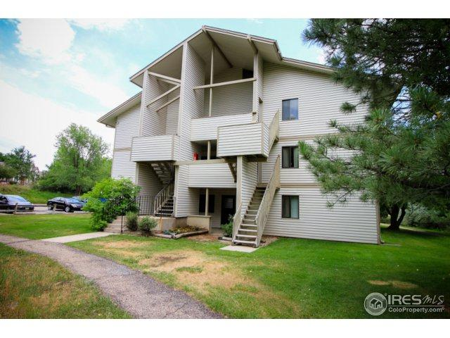 1705 Heatheridge Rd #105, Fort Collins, CO 80526 (MLS #854180) :: The Daniels Group at Remax Alliance