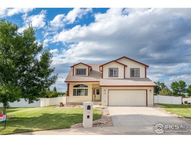 5307 W 5th St, Greeley, CO 80634 (MLS #854228) :: 8z Real Estate