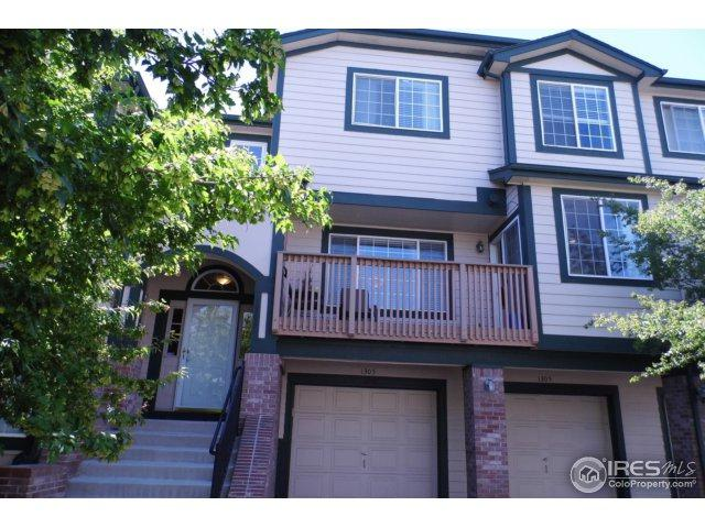 11065 Huron St #1305, Northglenn, CO 80234 (#854336) :: The Peak Properties Group