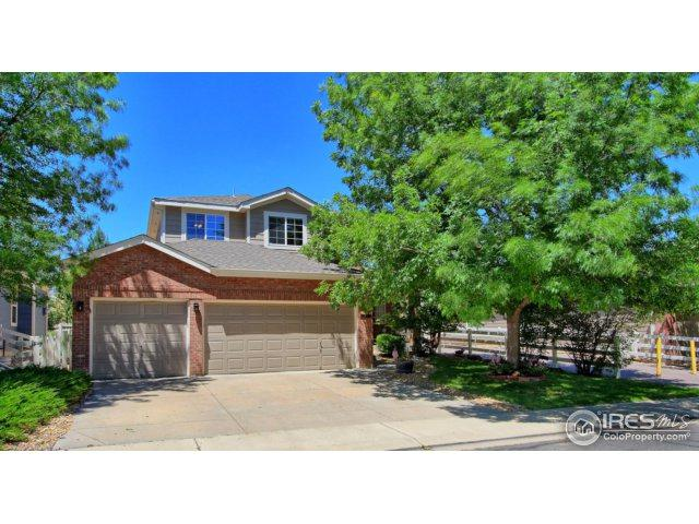 13682 Plaster Cir, Broomfield, CO 80023 (MLS #854347) :: The Daniels Group at Remax Alliance