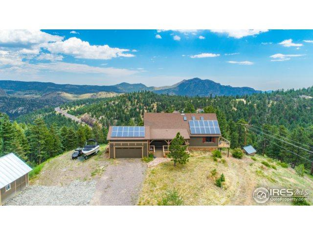 616 Tunnel 19 Rd, Golden, CO 80403 (#854349) :: The Peak Properties Group
